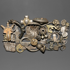 and Other Silver Artefact Group