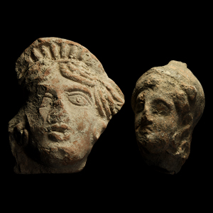 Terracotta Head Collection
