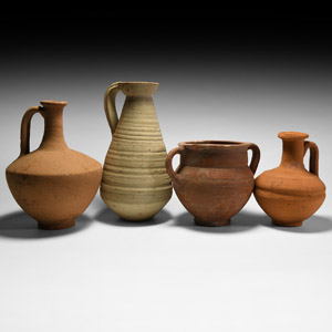 Terracotta Vessel Group