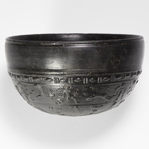 Cup with Figural Frieze