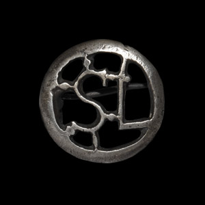 Military Mithraic Cult Brooch