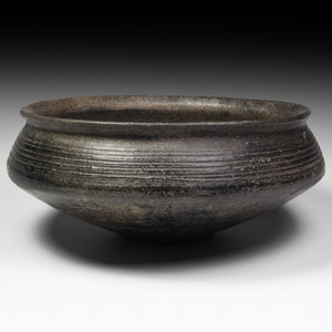 Bronze Age Comb-Tooth Decorated Bowl