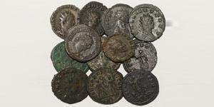 Roman Imperial Coins - AE Antoninianus Group [12]