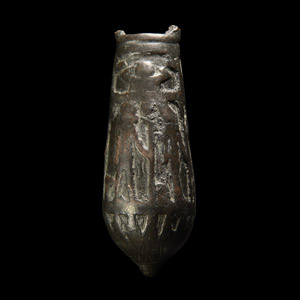 Situla with Gods