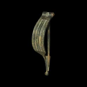 Aucissa Type Bow Brooch