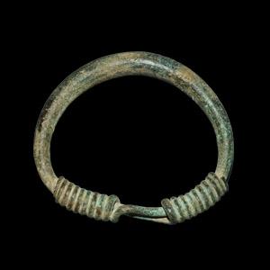 Viking Coiled Bracelet