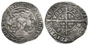 English Medieval Coins - Edward IV - Bristol - Groat