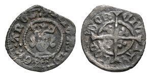 English Medieval Coins - Richard II - London - Farthing