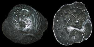 British Celtic Iceni - Proto Head/Horse - Unit