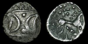 British Celtic Iceni - Crescents/Horse - Unit