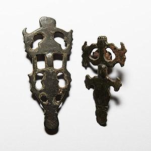 Dark Age Brooch Collection