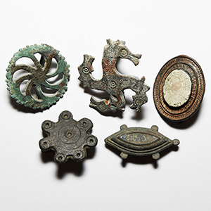 Mixed Brooch Collection