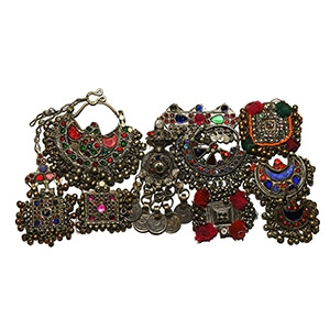 Tribal Jewellery Collection