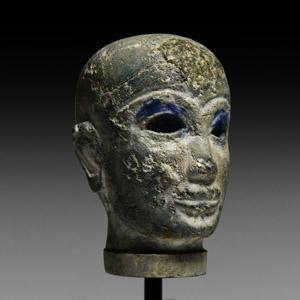 Neo-Sumerian Head of a Nobleman