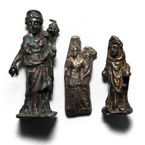 Silver Statuette Collection