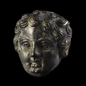 Silver Hermes or Dionysus Mount