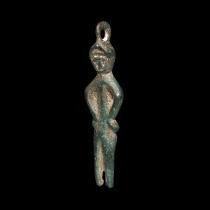 Viking Figural Pendant