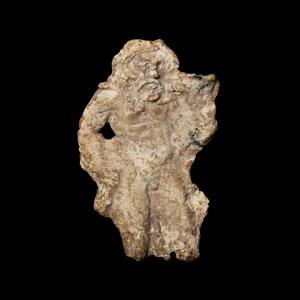 Roman Hercules Plaque