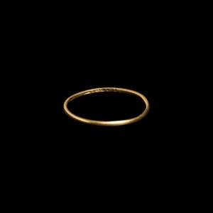 George III Hallmarked Gold Ring