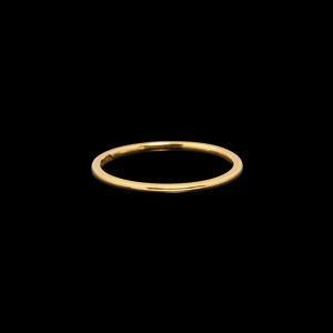 Victorian Hallmarked Gold Ring