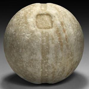 Bactrian Sphere Idol