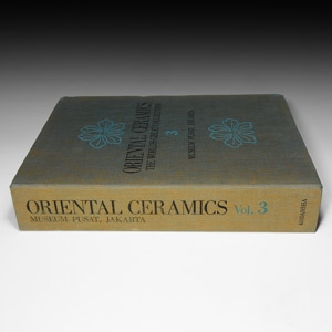 Archaeological Books - Koyama / Pope - Oriental Ceramics Vol 3 Museum Pusat