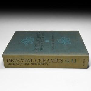 Archaeological Books - Koyama / Pope - Oriental Ceramics Vol 11 Museum of Fine Arts