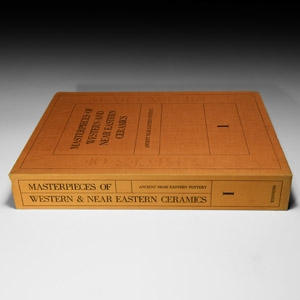 Archaeological Books - Hennessy - Masterpieces of Western and Near Eastern Ceramics Vol 1