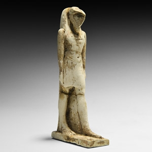 Egyptian Large Striding Figure of Thoth