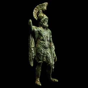 The Oxshott Roman Military Statuette of Mars