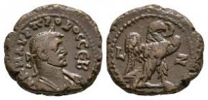 Roman Provincial Coins - Probus - Alexandria - AE Tetradrachm