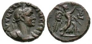 Roman Provincial Coins - Claudius II Gothicus - Alexandria - AE Tetradrachm