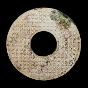 Chinese Western Han Bi Disk
