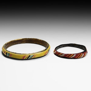 Islamic Glass Bracelet Group