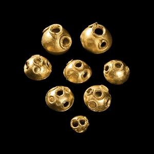 Gold Pendant Group