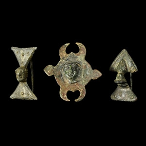 Figural and Other Brooch Collection