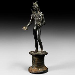 Statuette of Apollo