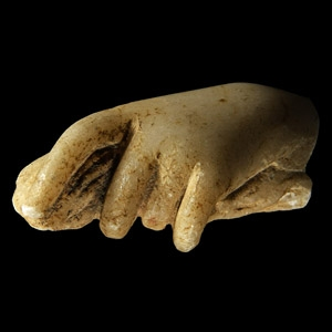 Marble Statue Hand