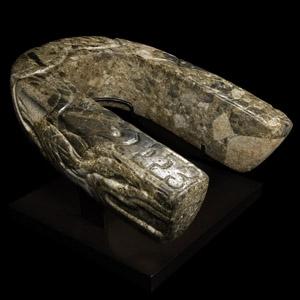 Pre-Hispanic Mesoamerican Ballgame Belt
