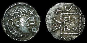 Anglo-Saxon Saroaldo - Primary Sceatta