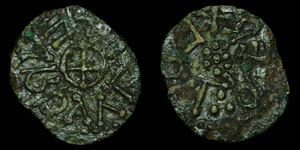 Saxon Northumbria - Irregular Issue - Styca