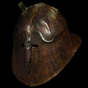 The Axel Guttmann Apulo-Corinthian Helmet