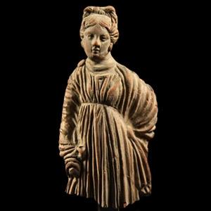 Terracotta Figure of a Lady