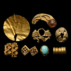Gold Bead Collection