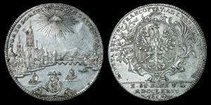 World German States - Frankfurt 1772 - Thaler