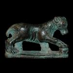 Roman - Bronze Votive Tigress