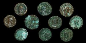 Roman Empire - 10 Billon Tetradrachms - Egypt