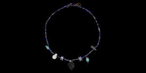 Egyptian Amuletic Bead Necklace