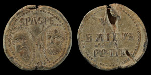 Medieval Urban IV Papal Bulla Seal
