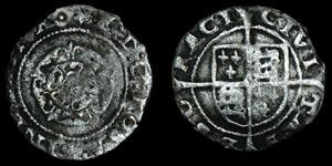 Tudor Edward VI - York - Base Penny